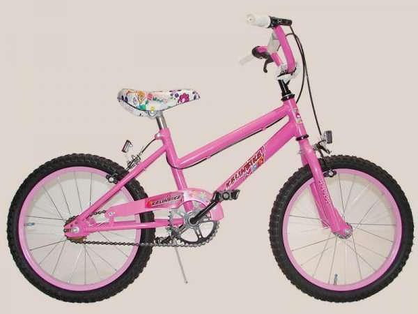 Bicicletas cross r.16 dama c/f-he-des