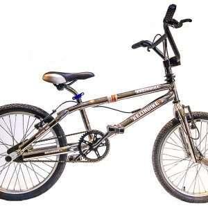 Bicicleta frest. eko r.20 cromada 36°des