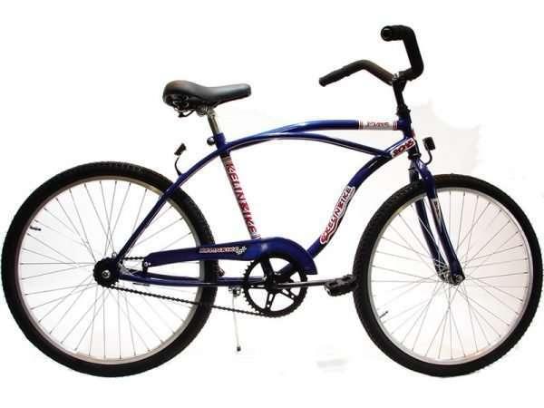 Bicicleta play r.24 hombre des