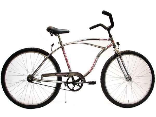 Bicicleta playera r.26 hombre. cromadd - Bicicleteria Steckler