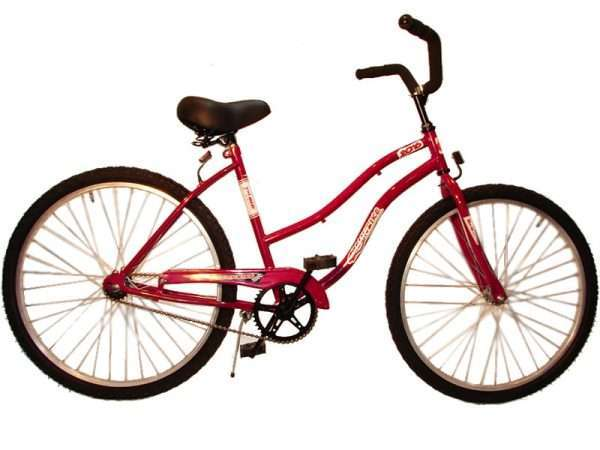 Bicicleta play r.26 dama des