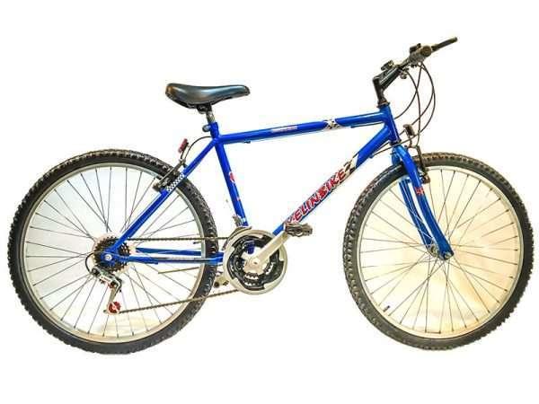 Bicicleta t.t. r.26 hombre 18/vel d